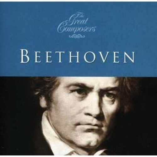 The Great Composers: Beethoven (Audio CD)