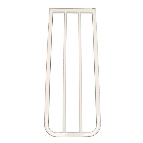 Cardinal Gates 30 in. H x 10.5 in. W x 2 in. D Extension for Stairway Special or Auto Lock Gate White