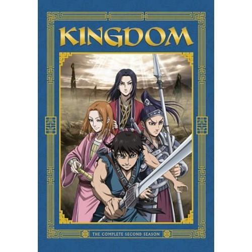 Kingdom: Season Two (DVD)