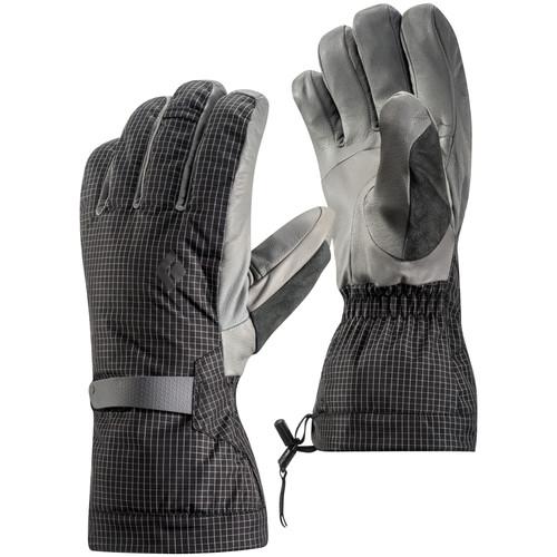 BLACK DIAMOND Helio Three In One Gloves, Ash
