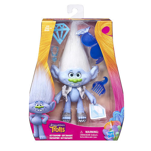 DreamWorks Trolls Guy Diamond Playset