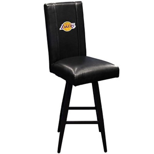 Dreamseat Swivel Bar Stool; Los Angeles Lakers