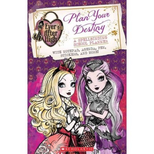 Ever After High: Tri-fold Planner