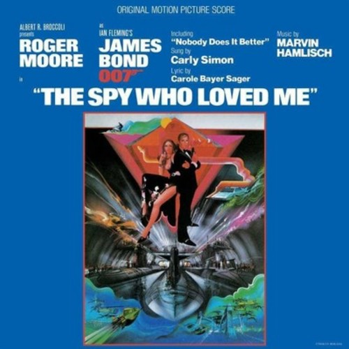 Various - Spy who loved me (Ost) (Vinyl)