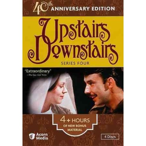Upstairs Downstairs: Series Four [4 Discs]