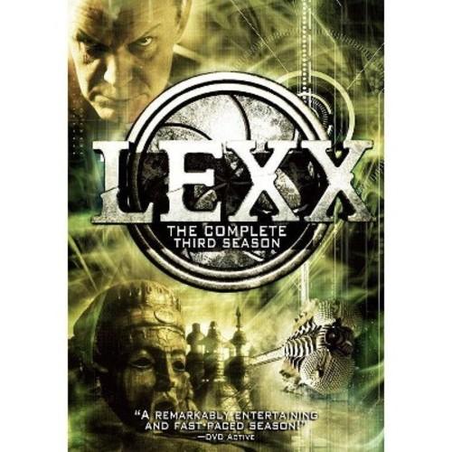 Lexx: The Complete Third Season [2 Discs] [DVD]