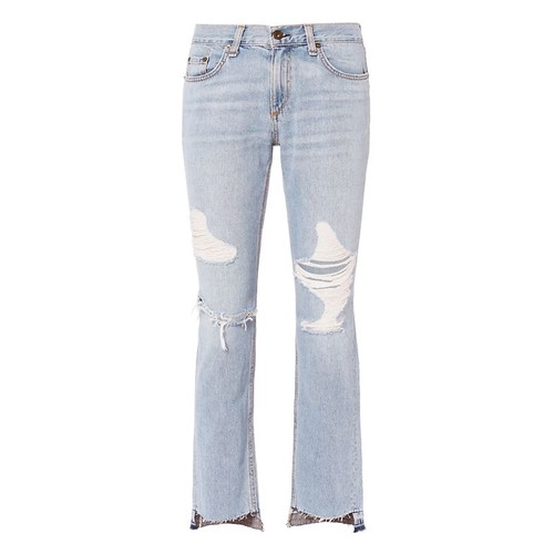RAG & BONE /Jean Dre Coyote Rebel Jeans