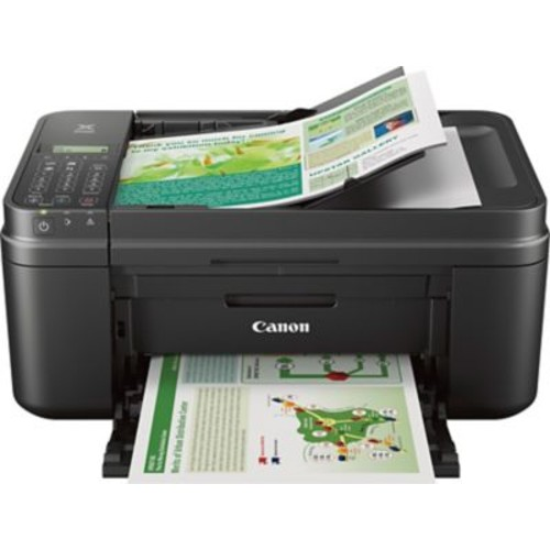 Canon PIXMA MX492 Wireless All-in-One Inkjet Printer, White or Black