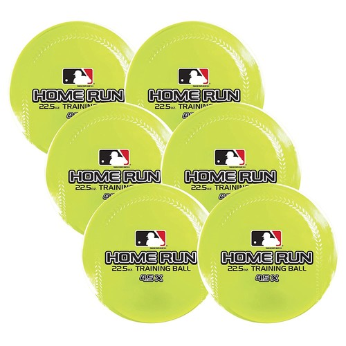 Franklin 22.5 oz. Home Run Training Balls  6 Pack