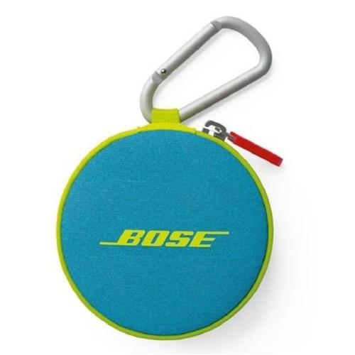 Bose SoundSport Headphone Carry Case, Neon Blue 755759-0020