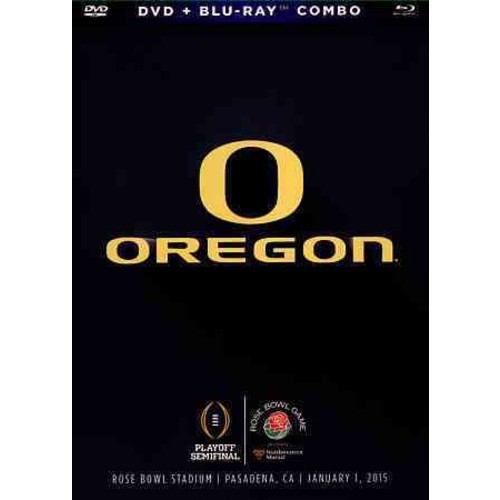 2015 The Rose Bowl Game Blu-ray and DVD Combo