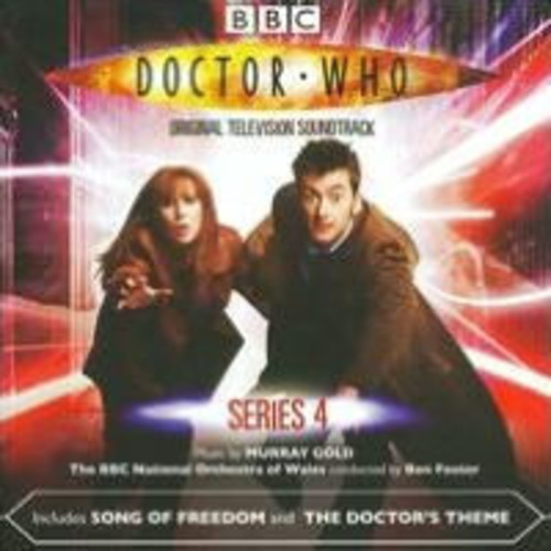 Doctor Who: Season 4 [Original Television Soundtrack]
