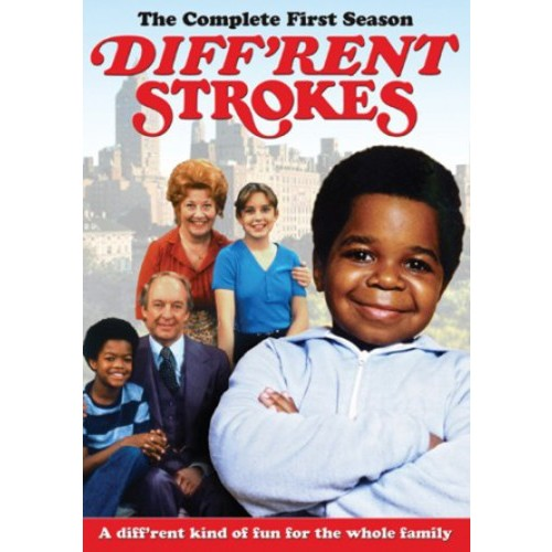 Diff'rent Strokes: The Complete First Season (Full Frame)