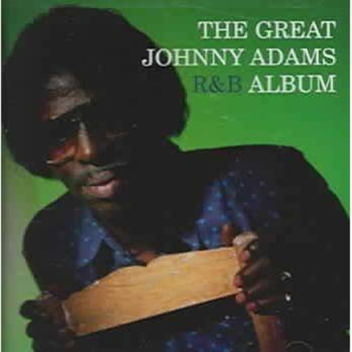 Johnny adams - Great johnny adams r&b album (CD)