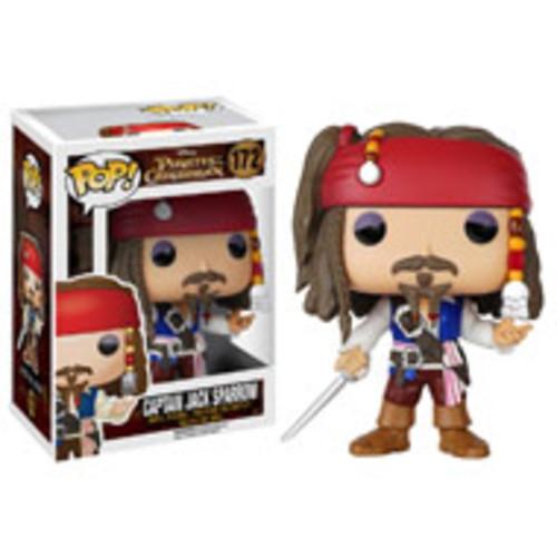 POP! Disney: Captain Jack Sparrow
