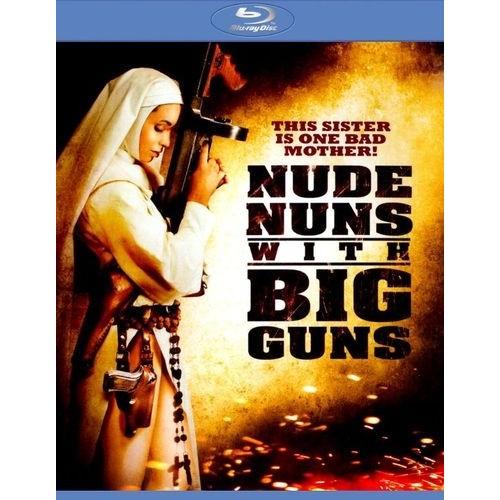 Nude Nuns With Big Guns [Blu-ray] [2010]