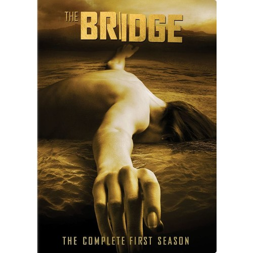 The Bridge: The Complete First Season [4 Discs] [DVD]