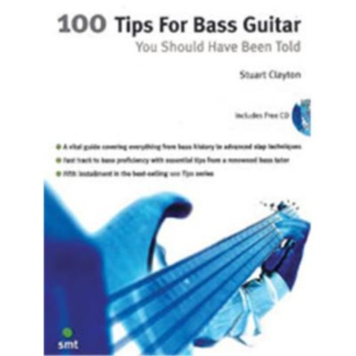 Alfred 100 Tips for Bass Guitar You Should Have Been Told (LFR6924)