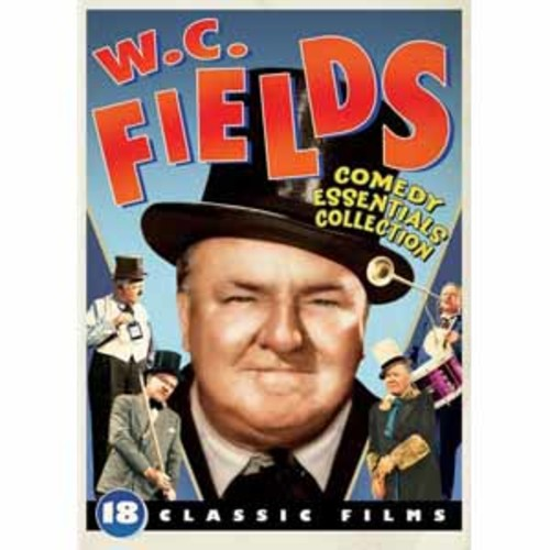 Wc Fields Cmedy Essntial Mhv61172958Dvd/Comedies