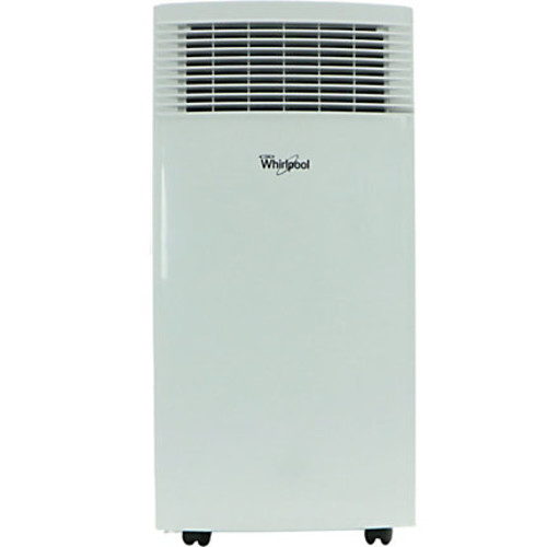 Whirlpool Single-Exhaust Portable Air Conditioner With Remote, 8,000 BTU, 27 5/8