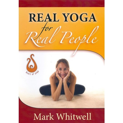 Real Yoga for Real People [DVD] [English] [2007]