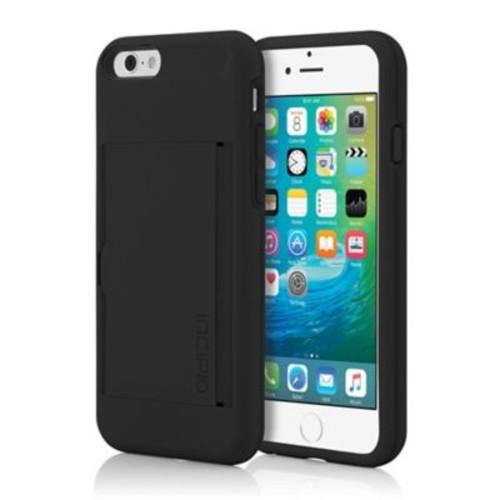 Incipio STOWAWAY Case for iPhone 6 in Black