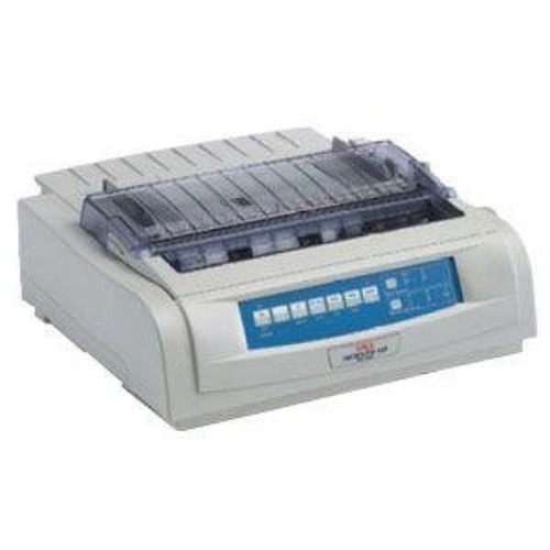 Oki Microline 420 Dot Matrix Printer - 570 cps Mono - 240 x 216 dpi - Parallel USB