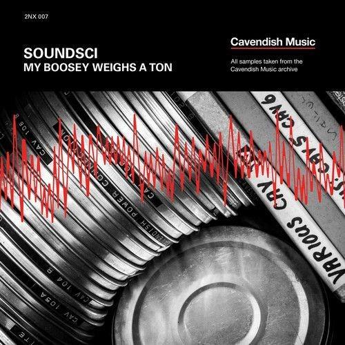 My Boosey Weighs a Ton [LP] - VINYL