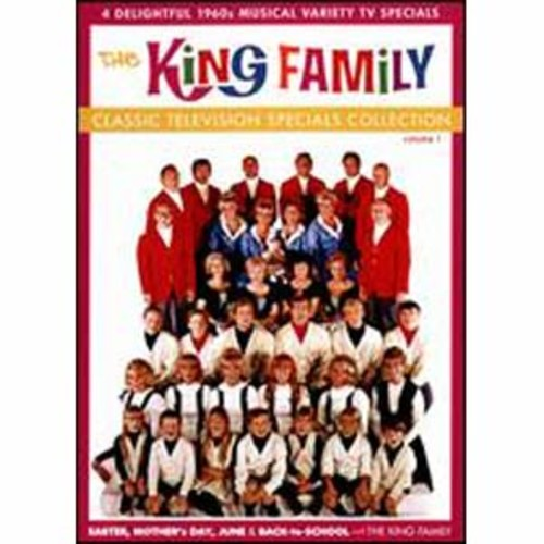 The King Family: Classic Television Specials Collection, Vol. 1 [2 Discs]