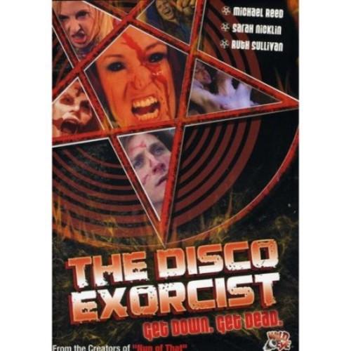The Disco Exorcist [DVD] [2011]