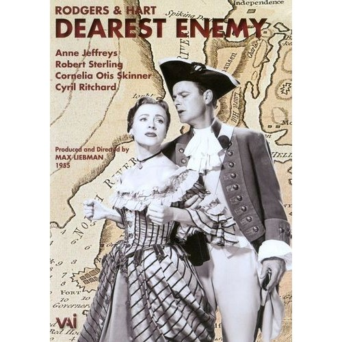 Dearest Enemy [DVD] [1955]