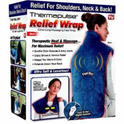 Relief Wrap - TV Extra-Long Massaging