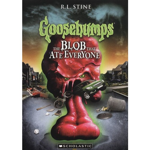 Goosebumps: The Blob That Ate Everyone [DVD]
