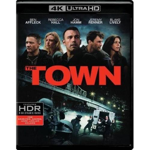 The Town (4K/UHD + Blu-ray + Digital)