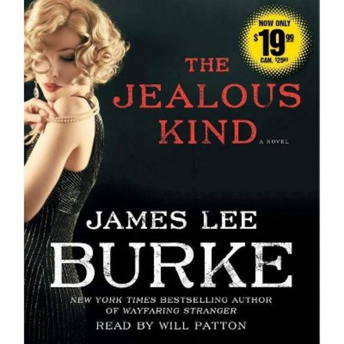 Jealous Kind (Unabridged) (CD/Spoken Word) (James Lee Burke)
