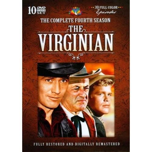 Virginian:Complete fourth season (DVD)