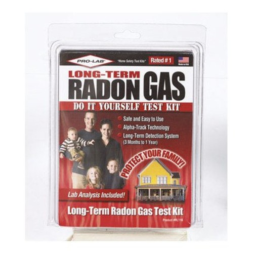 PRO-LAB Long-Term Radon Gas Test Kit RL116 [1]