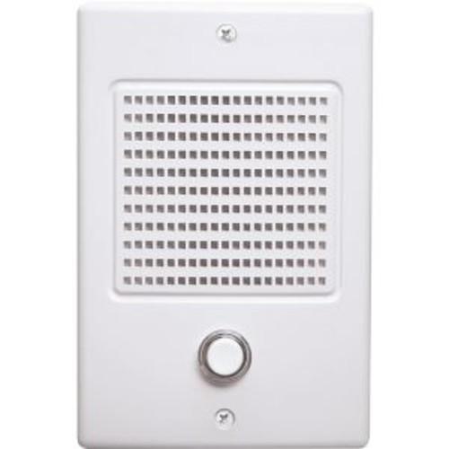 Nutone NDB300WH NM Series Door Speaker - White