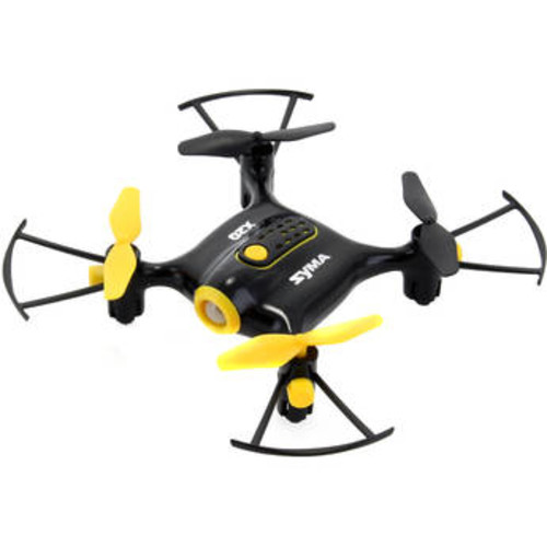 X20 Nano Quadcopter (Black/Yellow)