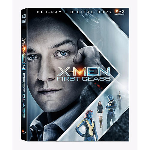 X-Men First Class Blu-Ray Combo Pack (Blu-Ray/Digital HD)