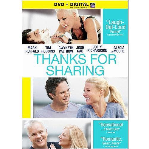 Thanks For Sharing (DVD + Digital Copy)