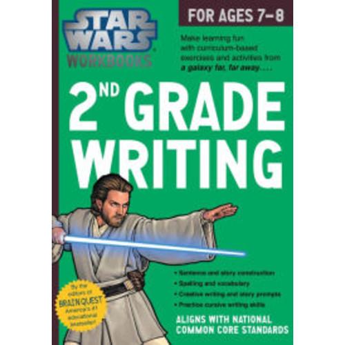 Star Wars Workbook: Grade 2 Writing!