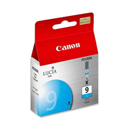 Canon PGI-9C Cyan Ink Cartridge (1035B002)