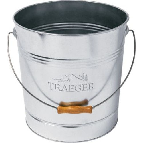 Traeger Metal Pellet-Storage Bucket