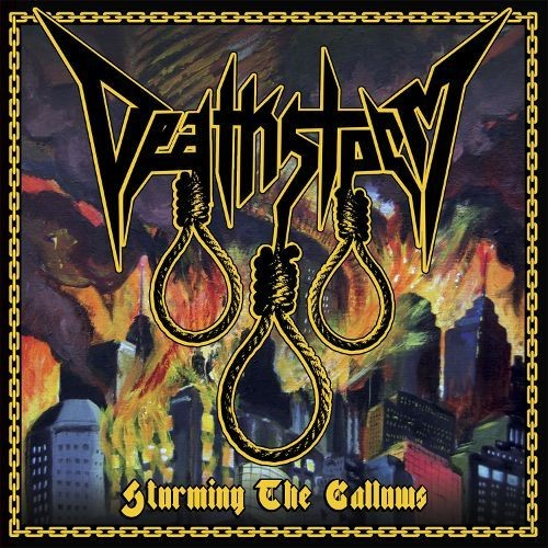 Storming the Gallows [CD]