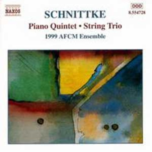 Schnittke: Chamber Music (Audio CD)