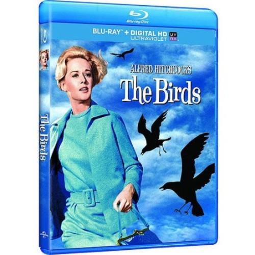 The Birds (Blu-ray + DIGITAL HD with UltraViolet) (1963)