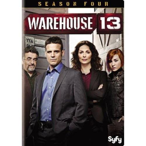 Warehouse 13: Season Four [5 Discs] [DVD]