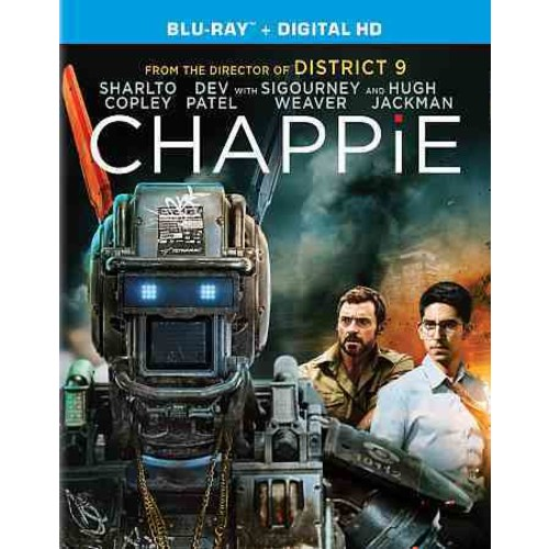 Chappie (Blu-ray Disc)