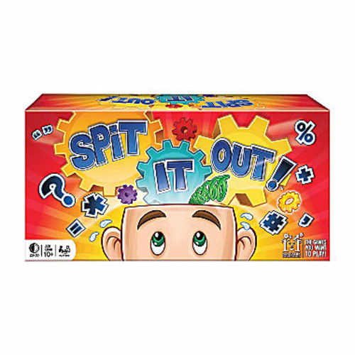 R and R Games Spit It Out